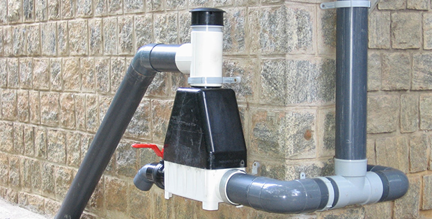 Rainwater Filter Design