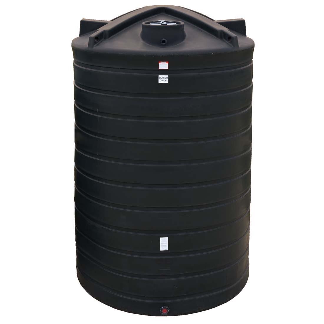 5200 Gallon Vertical Water Storage Tank Enduraplas Tlv05200b