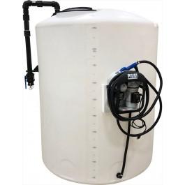 1000 Gallon DEF (Diesel Exhaust Fluid) Mini Bulk Dispensing Tank
