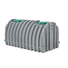 1250 Gallon Snyder Ribbed Septic Tank