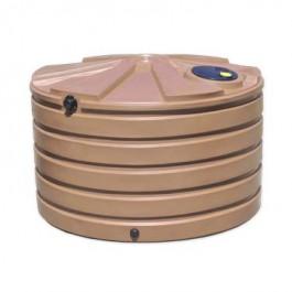 1110 Gallon Mocha Vertical Water Storage Tank