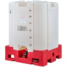 330 Gallon Premium Stacking IBC Tote Tank