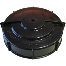 """10"""" Vented Threaded Tank Lid"""