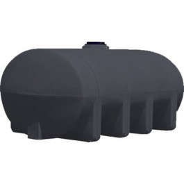 2635 Gallon Black Elliptical Leg Tank