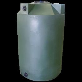 500 Gallon Dark Green Heavy Duty Vertical Storage Tank