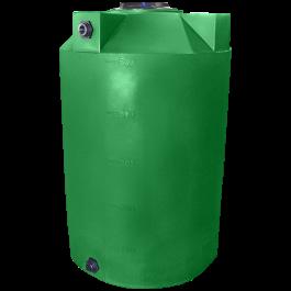 500 Gallon Light Green Heavy Duty Vertical Storage Tank