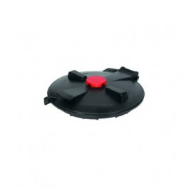 """22"""" Vented Hinged Threaded Tank Manway (Ring Included)"""