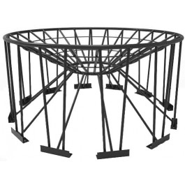 2600 - 5600 Gallon Snyder 30° Cone Bottom Tank Stand