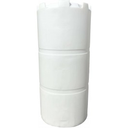 300 Gallon Heavy Duty Vertical Storage Tank