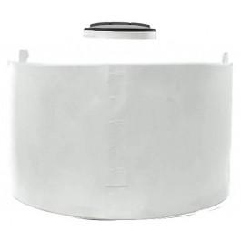 350 Gallon Vertical Water Storage Tank