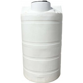 525 Gallon Vertical Water Storage Tank