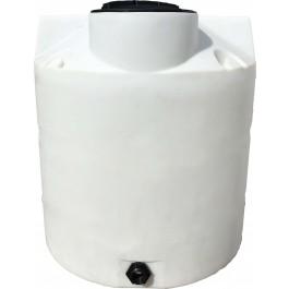 650 Gallon Vertical Water Storage Tank