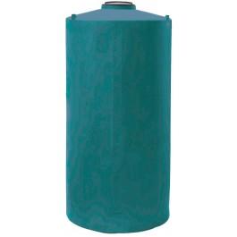 700 Gallon Dark Green Vertical Water Storage Tank