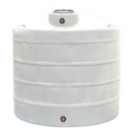1100 Gallon Vertical Storage Tank