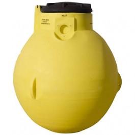 500 Gallon Ace Roto-Mold Septic Pump Tank
