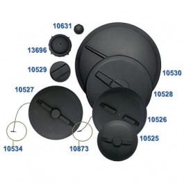 """12"""" Non-Vented Threaded Tank Lid"""