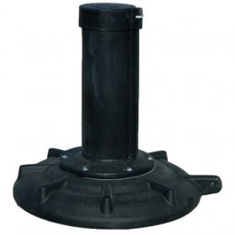 "30"" Ace Roto-Mold Septic Tank Riser with 8"" Lid"