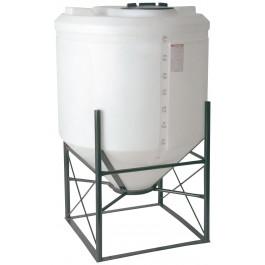 200 Gallon Cone Bottom Tank