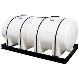 3200 Gallon Drainable Leg Tank