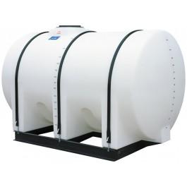 1300 Gallon Drainable Leg Tank