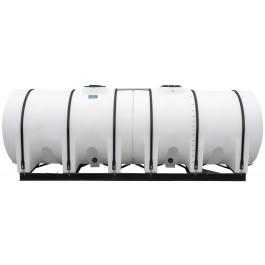 2600 Gallon Drainable Leg Tank