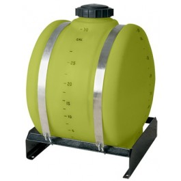 25 Gallon Yellow Applicator Tank