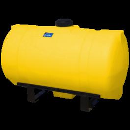 75 Gallon Yellow Applicator Tank