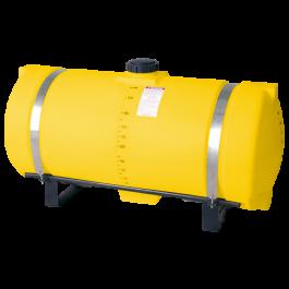 95 Gallon Yellow Applicator Tank