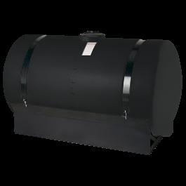 300 Gallon Black Applicator Tank