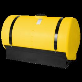 300 Gallon Yellow Applicator Tank