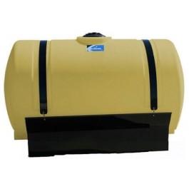 400 Gallon Yellow Applicator Tank