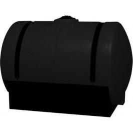500 Gallon Black Applicator Tank