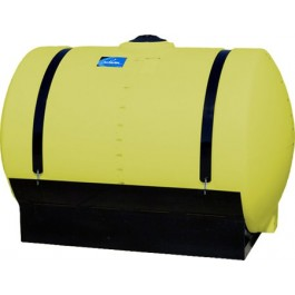 500 Gallon Yellow Applicator Tank