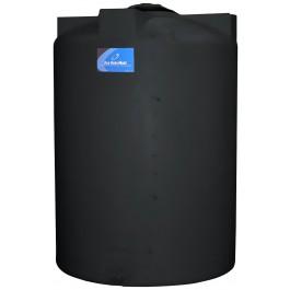 130 Gallon Black Vertical Storage Tank