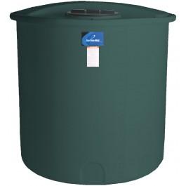 145 Gallon Green Vertical Storage Tank