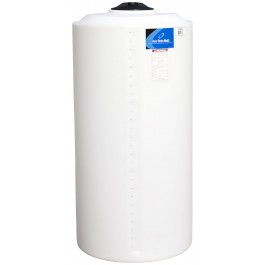 300 Gallon White Vertical Storage Tank | Ace VT0300-35