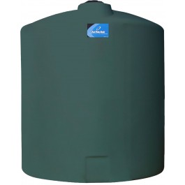 405 Gallon Green Vertical Storage Tank