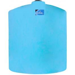 405 Gallon Light Blue Vertical Storage Tank