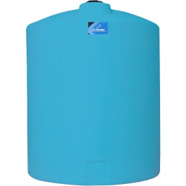 425 Gallon Light Blue Vertical Storage Tank
