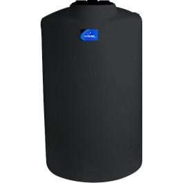 505 Gallon Black Vertical Storage Tank