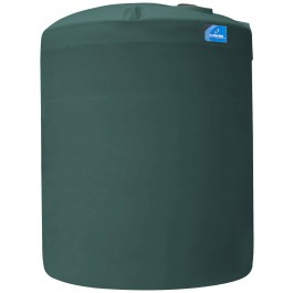 10500 Gallon Green Vertical Storage Tank