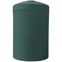 4200 Gallon Green Vertical Storage Tank