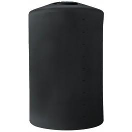 5150 Gallon Black Vertical Storage Tank