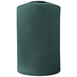 5150 Gallon Green Vertical Storage Tank