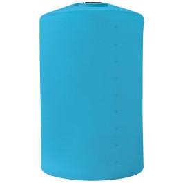 5150 Gallon Light Blue Vertical Storage Tank