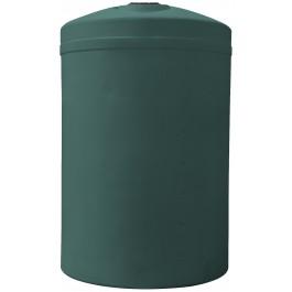 8000 Gallon Green Vertical Storage Tank