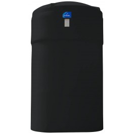 9150 Gallon Black Vertical Storage Tank