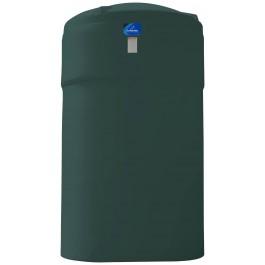 9150 Gallon Green Vertical Storage Tank