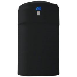 9500 Gallon Black Vertical Storage Tank