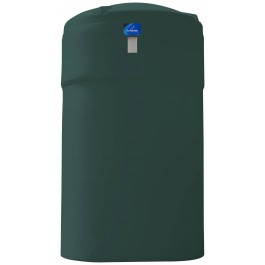 9500 Gallon Green Vertical Storage Tank
